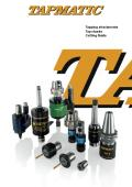 new Tapmatic catalogue.